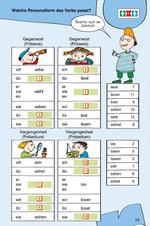 Welche Personalform de Verbs passt?