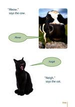 Meow says the cow_Probeseite 1