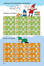 Vergleichen beim Multiplizieren und Dividieren