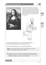 Leonardo da Vinci - Werkstatt 3./4. Schuljahr_Beispielseite 1