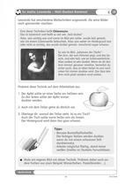 Leonardo da Vinci - Werkstatt 3./4. Schuljahr_Beispielseite 2