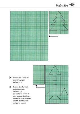 Maßstäbe - Vergrößern und Verkleinern: Lernando - Schulbücher online ...