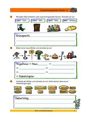 Zusammengesetzte Nomen 1 - Adjektiv und Nomen: Verlage der ...