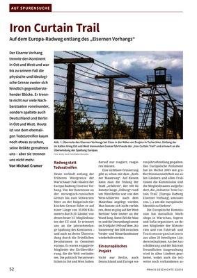 Iron Curtain Trail - Auf dem Europa-Radweg entlang des ...