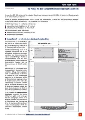 Geschäftsbrief Form Nach Norm Verlage Der Westermann Gruppe