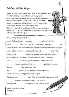 Brief An Die Walfänger Anredepronomen Formale Verlage Der
