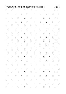 punktegitter f r schr gbilder verkleinert verlage der westermann gruppe. Black Bedroom Furniture Sets. Home Design Ideas