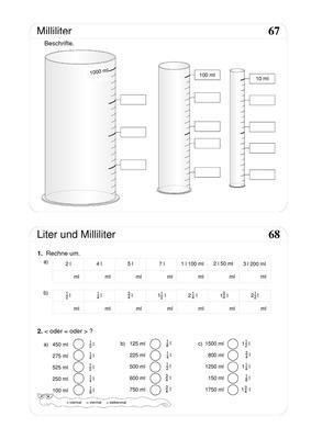 Liter und milliliter verlage der westermann gruppe - How many milliters in a liter ...