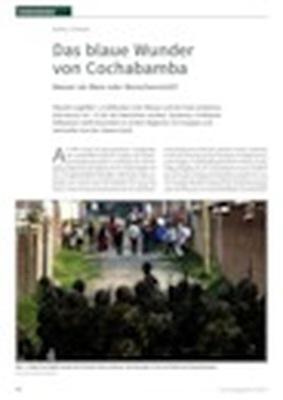 das blaue wunder von cochabamba wasser als ware oder. Black Bedroom Furniture Sets. Home Design Ideas