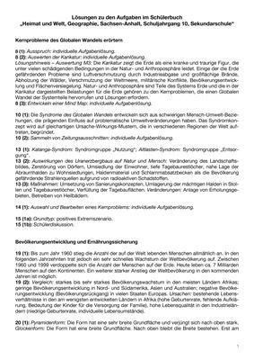 Losungen Heimat Und Welt 10 Ausgabe 2010 Fur Sekundarschulen In Sachsen Anhalt Verlage Der Westermann Gruppe