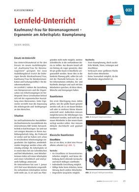 lernfeld unterricht kaufmann frau f r b romanagement ergonomie am arbeitsplatz raumplanung. Black Bedroom Furniture Sets. Home Design Ideas