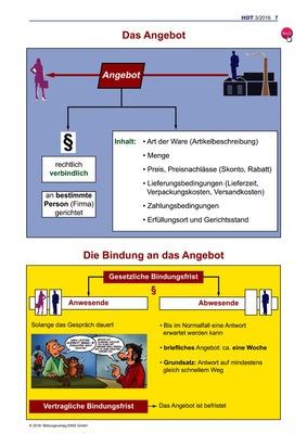 Das Angebot Arbeitsblatt Bildungsverlag Eins