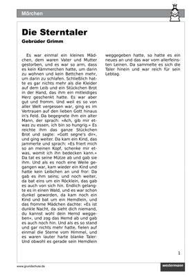 Die Sterntaler Verlage Der Westermann Gruppe