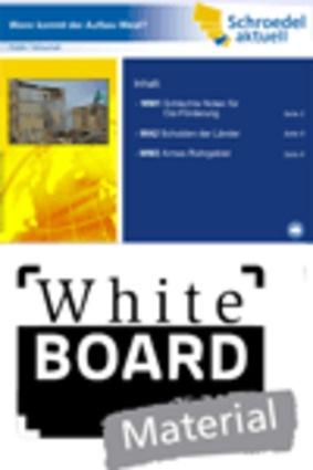 wann kommt aufbau west paket mit whiteboard materialien. Black Bedroom Furniture Sets. Home Design Ideas