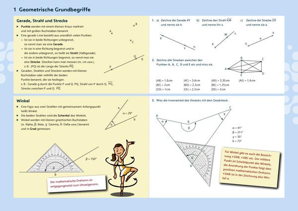 Schulwissen griffbereit - Mathematik Geometrie: Schroedel Verlag