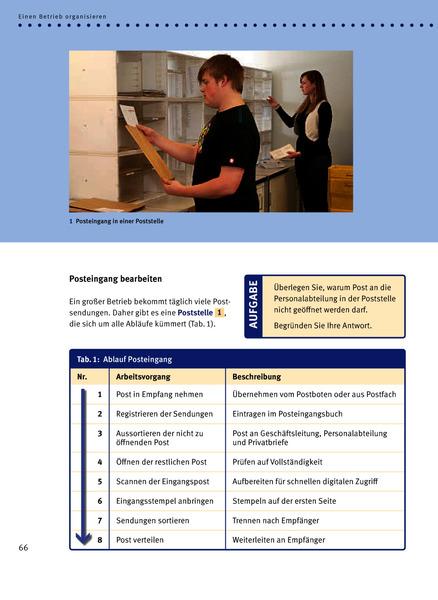 Vorbereiten Auf Ausbildung Und Beruf Wirtschaft Und Verwaltung