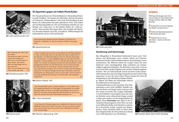 Durchblick: Geschichte - Sozialkunde - Erdkunde für Hauptschulen in ...