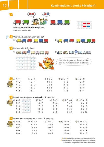 Denken und Rechnen - Ausgabe 2011 fu00fcr Grundschulen in Hamburg, Bremen, Hessen, Niedersachsen ...
