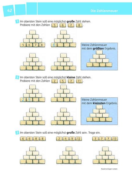 Denken und Rechnen Zusatzmaterialien - Ausgabe 2011 - Forderheft 1: Westermann Gruppe in der Schweiz