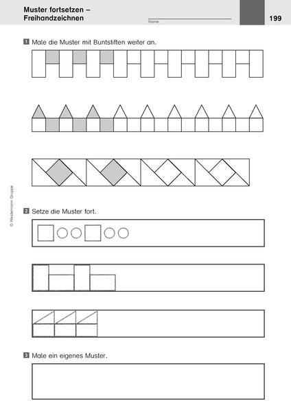 Geometrische Flächenformen  Übungen