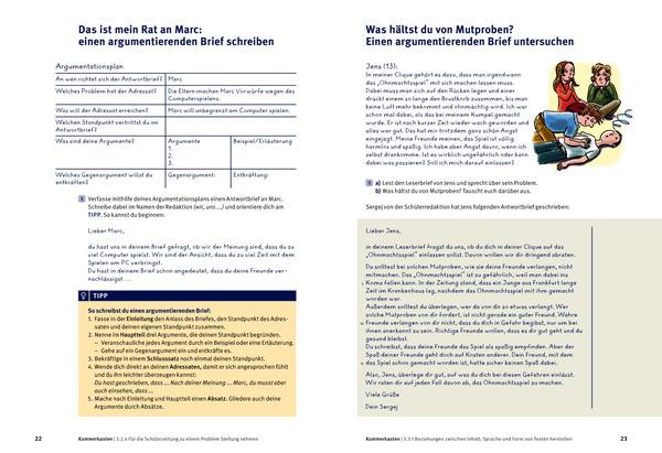 Klartext Ausgabe Für Nordrhein Westfalen Schülerband 7