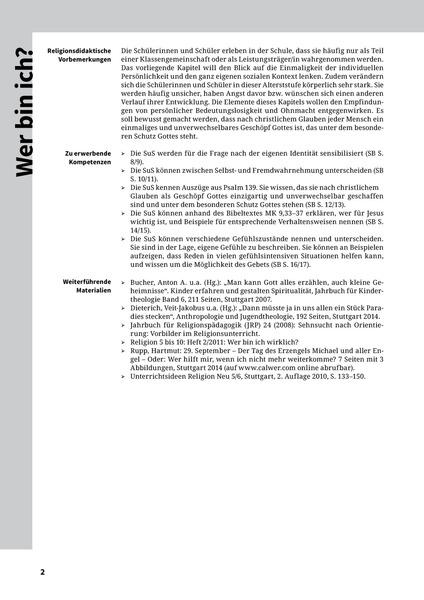 Kursbuch Religion Elementar - Ausgabe 2016 - Lehrermaterial 1 ...