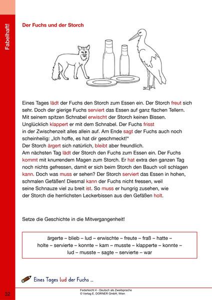 federleicht 4 deutsch als zweitsprache westermann gruppe in sterreich. Black Bedroom Furniture Sets. Home Design Ideas