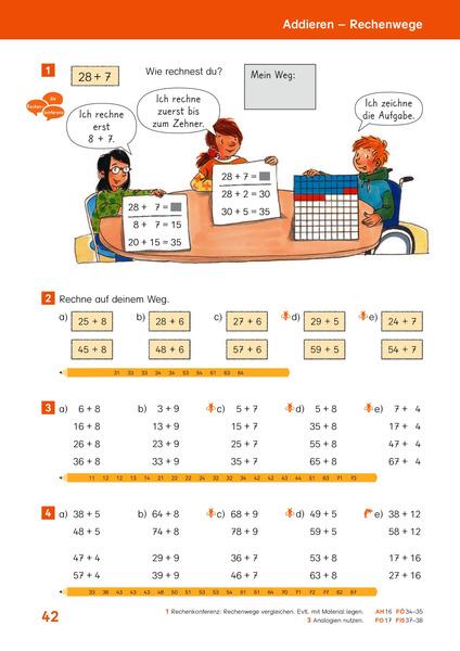 Wunderbar 3 Stellige Subtraktion Mit Umgruppierung Einer Tabelle ...