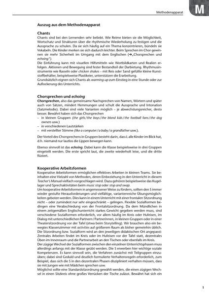 Camden Market Junior - Teacher\'s Manual 3: Diesterweg Verlag