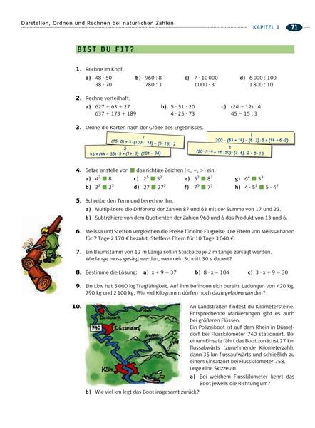 Mathematik heute - Ausgabe 2004 Mittelschule Sachsen - Schülerband 5 ...