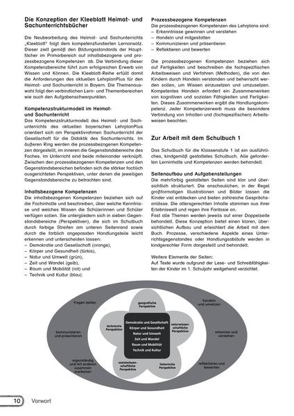 Kleeblatt Das Heimat Und Sachbuch Ausgabe 2014 Bayern Verlage Der Westermann Gruppe
