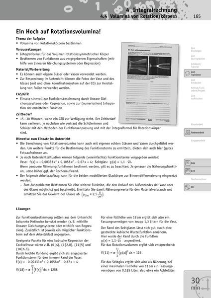 Elemente der Mathematik SII - Unterrichtsmaterialien Analysis - Teil ...