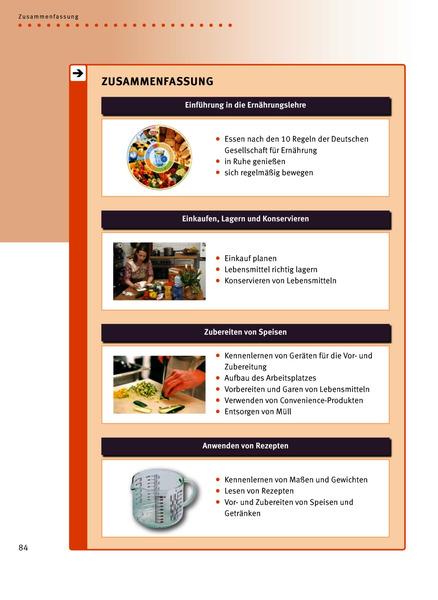 Berufsorientierung und Verbraucherbildung - Gastgewerbe ...