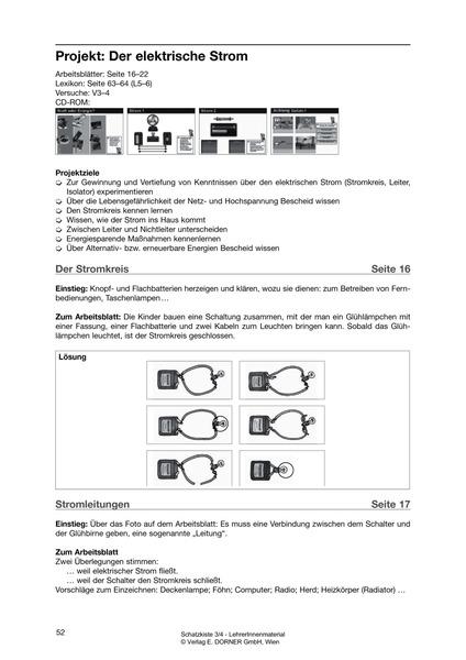 SCHATZKISTE 3/4 - Lehrer/innenmaterial: Westermann Gruppe in Österreich