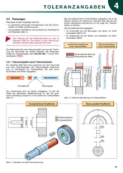 Metalltechnik Fachbildung - Technische Kommunikation - Schülerband ...