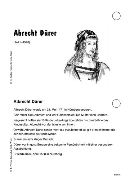 Das will ich wissen 28 - Maler 2: Albrecht Dürer, Frida Kahlo, Paul ...