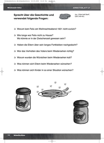 Schmökerkiste - Arbeitsblätter zum Lesebuch: Westermann Gruppe in ...