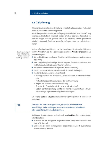 Fit Fürs Abi Referat Und Facharbeit Schroedel Verlag