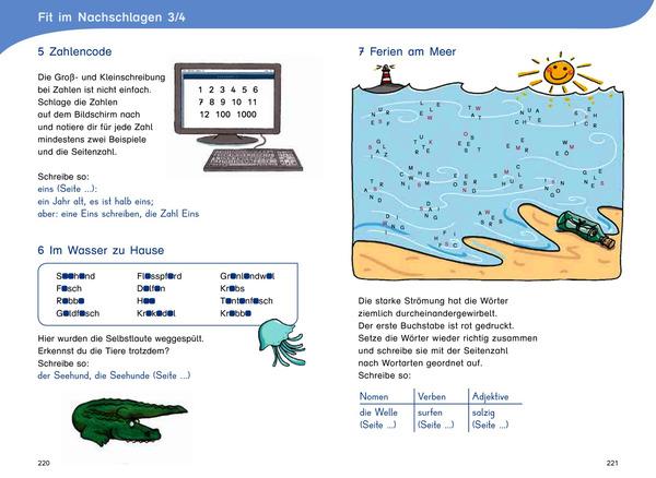 BAUSTEINE Wörterbuch - plus Bildwörterbuch in 5 Sprachen: Das ...