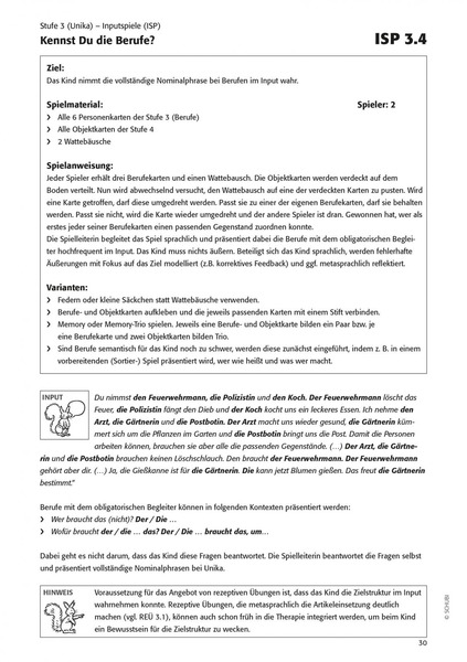GreTa - Artikeleinsetzung - Kopiervorlagen: Westermann Gruppe in der ...