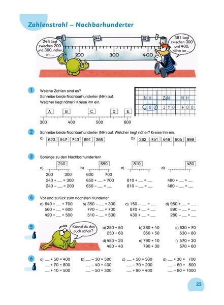 Flex Und Flo Ausgabe 2007 Themenheft Addieren Und Subtrahieren 3 Für Die Ausleihe