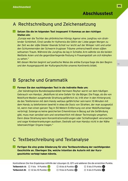 Fit Für Die Oberstufe Deutsch Schroedel Verlag