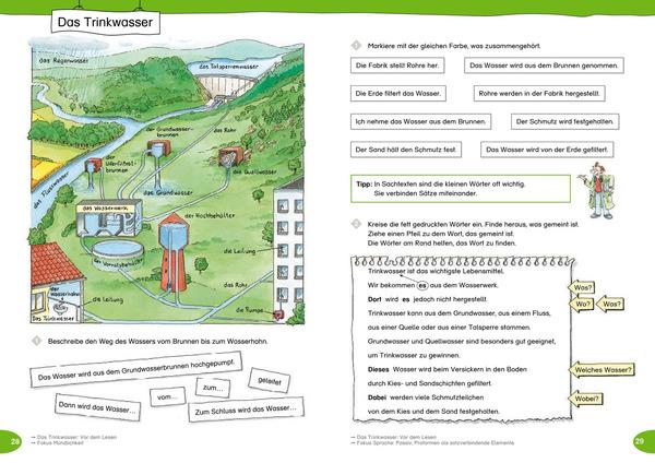 arbeitsblatt vorschule 187 sachtexte klasse 7 zeichnung