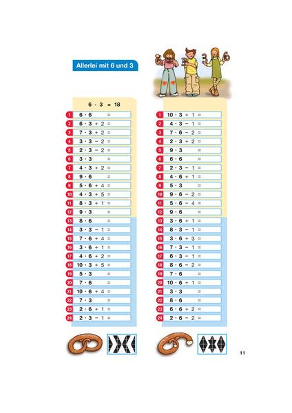 Lu00dcK - Einmaleins - ab Klasse 2: Das Grundschulprogramm der Westermann Gruppe