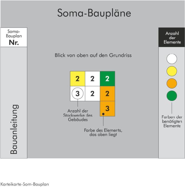 Soma WГјrfel Bauanleitung