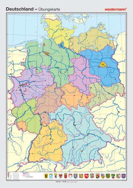 Deutschland Geographie Quiz