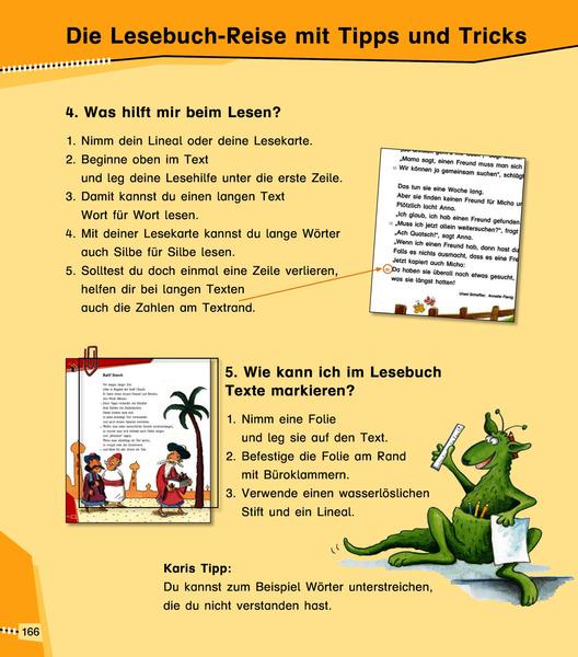 Karibu - Ausgabe 2009 - Lesebuch 1 / 2: Das Grundschulprogramm der ...