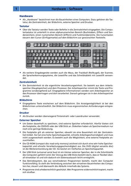 Textverarbeitungskompetenzen im Büromanagement mit WORD 2013 ...