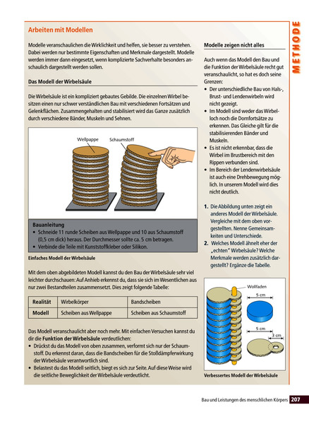 Biologie heute aktuell - Ausgabe 2007 für Realschulen in ...