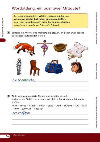 Pusteblume. Das Sprachbuch - Ausgabe 2009 - Förderheft 4: Das ...